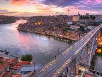 Porto nad rzeką Duero (Portugalia)