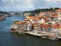 Panorama Porto (Portugalia)