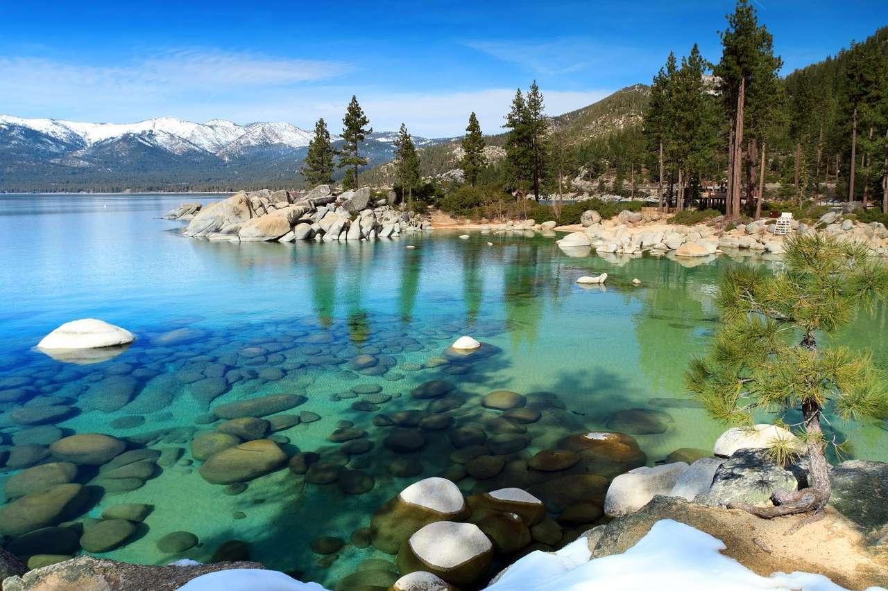 Jezioro Tahoe (USA)