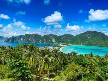 Wyspa Phi-Phi (Tajlandia)