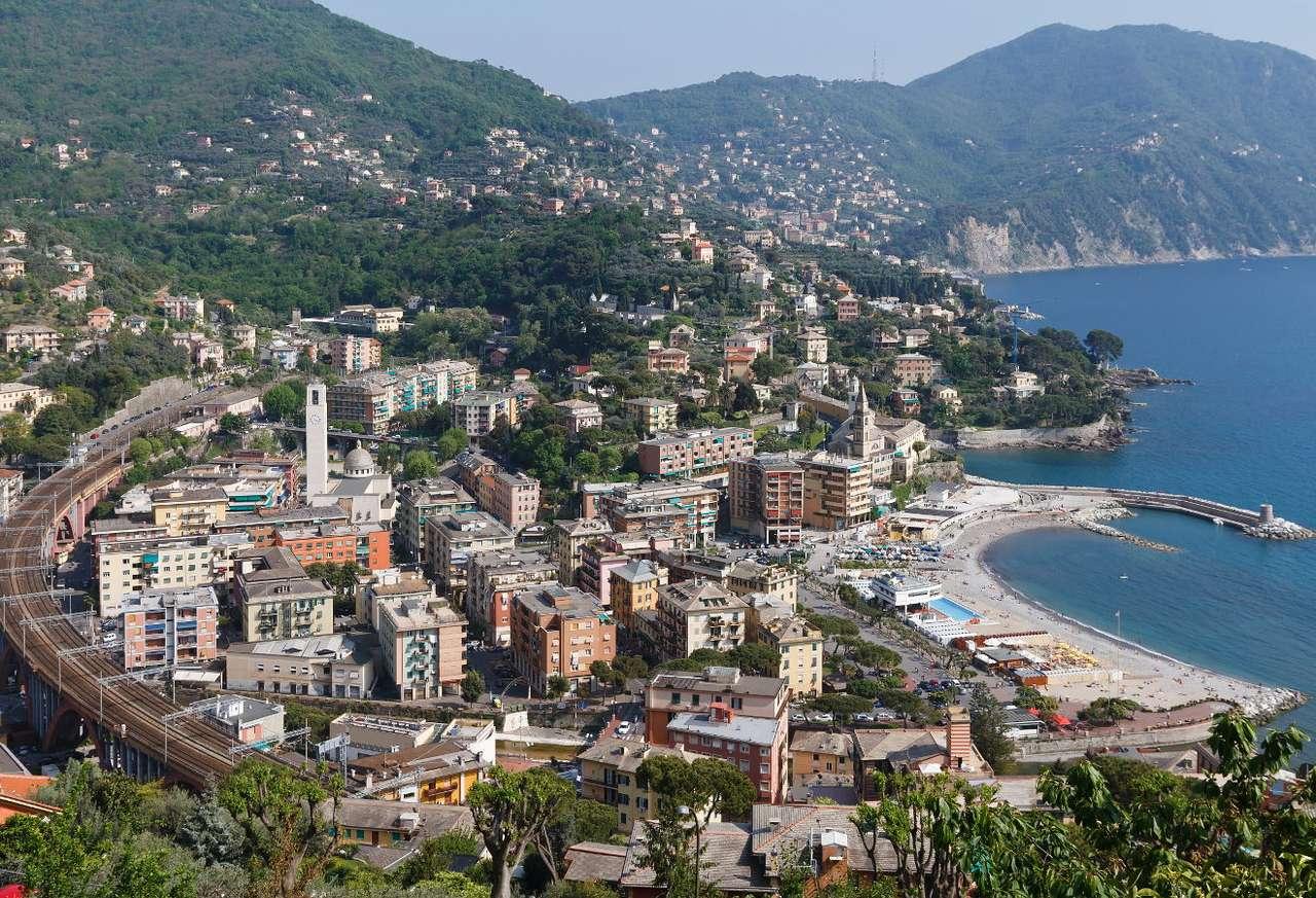 Miejscowość Recco (Włochy)