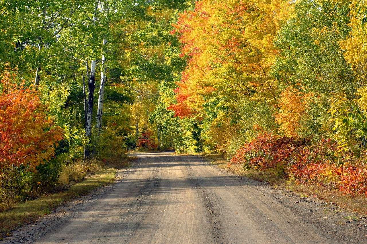 Jesienna podróż
