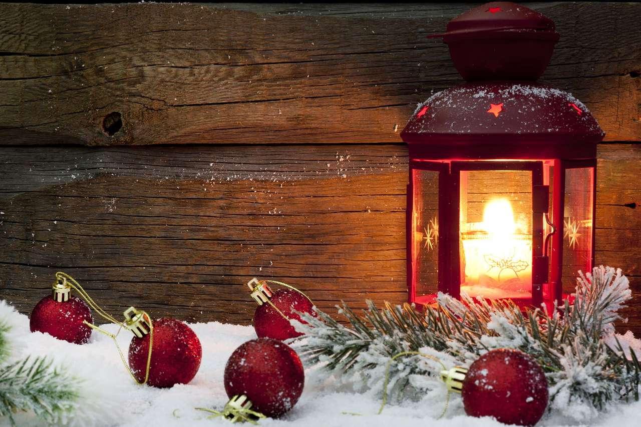 Latarnia bożonarodzeniowa