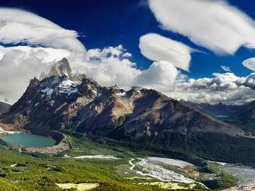 Park Narodowy Los Glaciares (Argentyna)