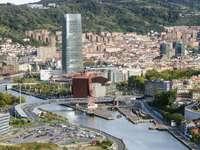 Panorama Bilbao (Hiszpania)