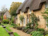 Wieś Minster Lovell (Wielka Brytania)