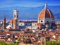 Katedra Santa Maria del Fiore we Florencji (Włochy)