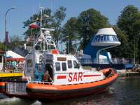 Łódź SAR - Tajfun