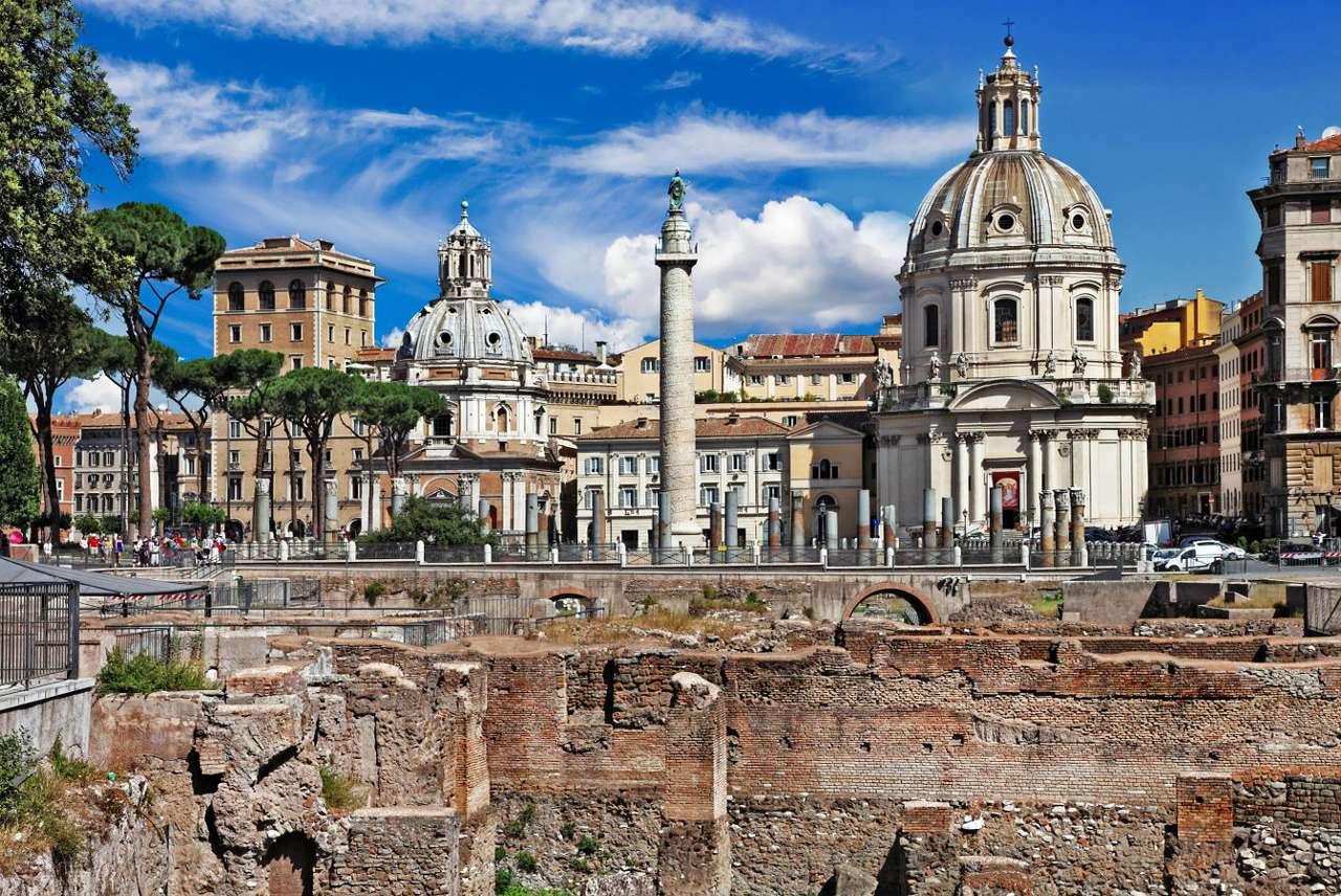 Ruiny Forum Trajana (Włochy)