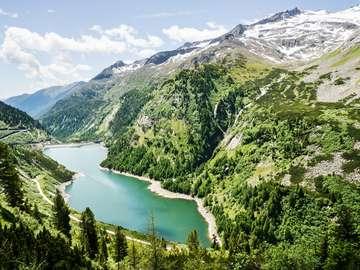 Dolina Maltatal (Austria)
