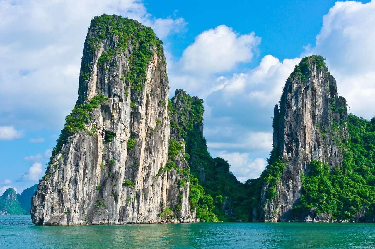 Zatoka Ha Long (Wietnam) -  (8×6)