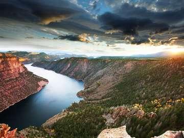 Krajowy Teren rekreacyjny Flaming Gorge (USA)