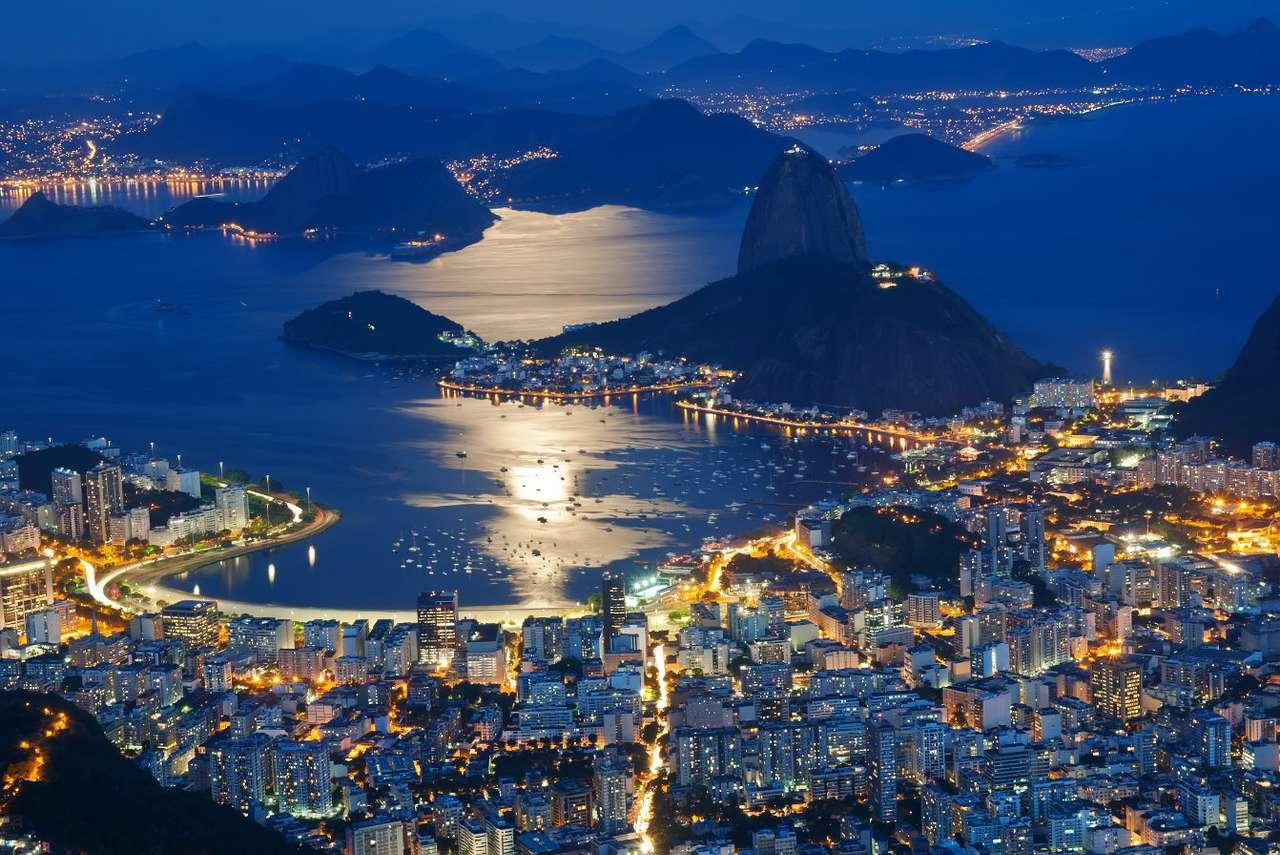 Głowa Cukru w Rio de Janeiro (Brazylia) -  (11×8)