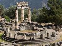 Marmaria w Delfach (Grecja)