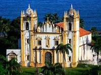 Bazylika Matki Bożej z Góry Karmel w Recife (Brazylia)