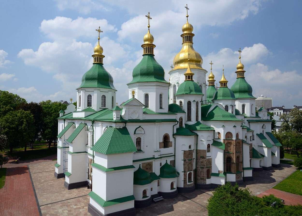 Sobór Mądrości Bożej w Kijowie (Ukraina)