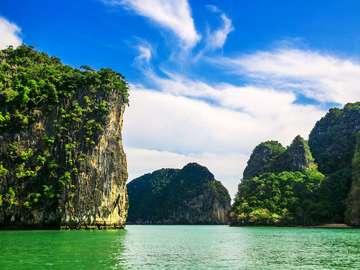Piękne wyspy (Tajlandia)