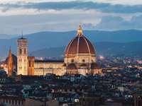 Katedra we Florencji (Włochy)