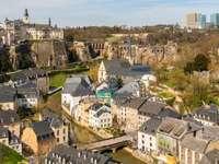 Starówka Luksemburga (Luksemburg)
