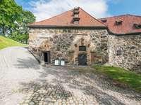 Twierdza Akershus w Oslo (Norwegia) puzzle ze zdjęcia