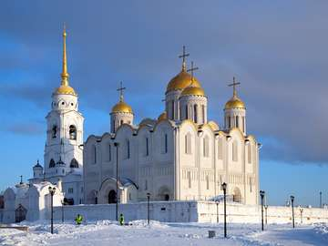 Sobór Zaśnięcia Matki Bożej we Włodzimierzu (Rosja)