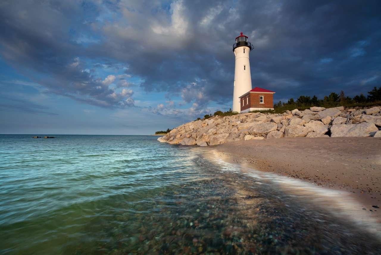 Latarnia morska Crisp Point (USA)
