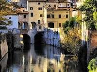Mantua, miasto otoczone jeziorami (Włochy)