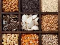 Zdrowe pestki i nasiona