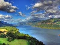 Columbia River Gorge (USA)