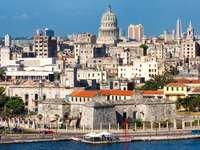 Panorama Hawany (Kuba)