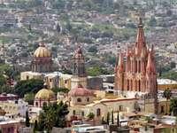 Miasto San Miguel de Allende (Meksyk)