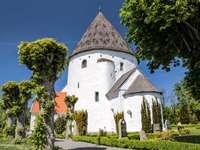 Kościół św. Olafa w Olsker (Dania)