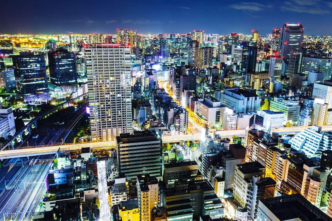 Wieżowce Tokio (Japonia)