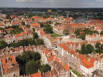 Gdańska starówka (Polska)