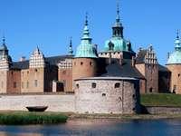 Zamek w Kalmarze (Szwecja)