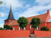 Kościół w Svaneke (Dania)