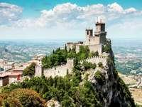 Twierdza La Rocca o Guaita (San Marino)
