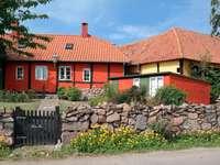 Domy w Tejn (Dania)
