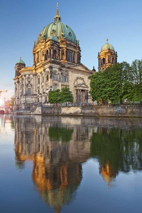 Katedra w Berlinie (Niemcy)