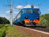 Elektryczny pociąg podmiejski (Rosja)