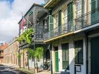 Dzielnica francuska w Nowym Orleanie (USA)