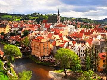 Český Krumlov (Czechy)