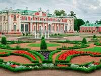 Pałac i ogród Kadriorg w Tallinie (Estonia)