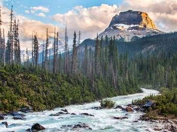 Park Narodowy Yoho (Kanada)