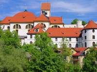 Bazylika św. Magnusa w Füssen (Niemcy)