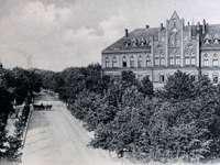 Kaiserstraße - w Olsztynie