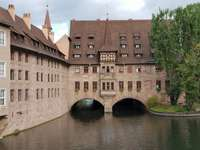 Szpital Ducha Świętego w Norymberdze (Niemcy)
