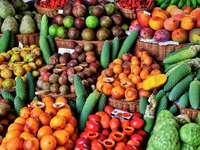 Targowisko Mercado Dos Lavradores na Maderze (Portugalia)