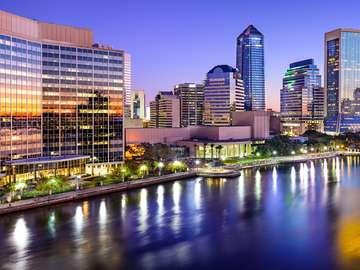 Budynki w Jacksonville (USA)