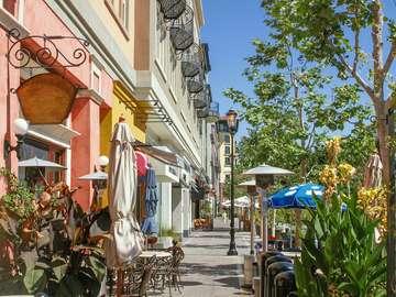 Ulica w San Jose (USA)